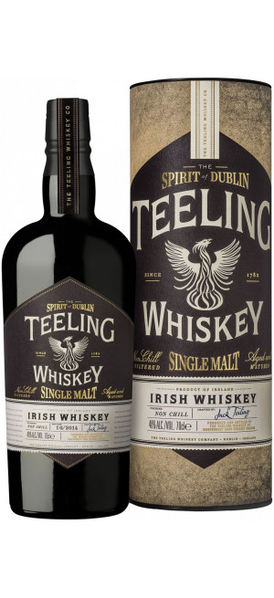 Виски Teeling, Irish...