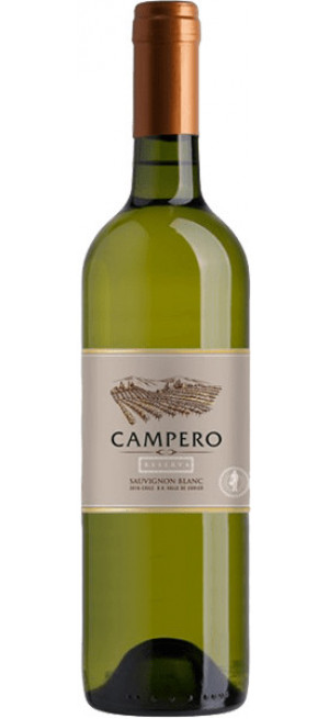"""Вино """"Campero"""" Sauvignon Blanc Reserva, 0.75 л"""