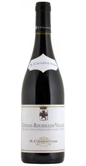 Вино Cotes-du-Roussillon Villages AOC M.Chapoutier, 0.75 л