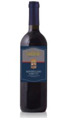 Вино Montepulciano d'Abruzzo DOC Castel Dorato, 2018, 0.75 л