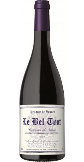 Вино La Belle Tout АОС Costieres de Nime rouge, 2016, 0.75 л