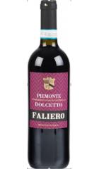 Вино Dolcetto Faliero DOC Piemonte, 2018, 0.75 л