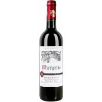 "Вино La Guyennoise, ""Margelle"" Bordeaux Rouge, 2017, 0.75 л"
