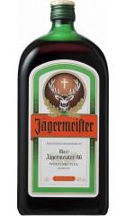 """Ликер """"Jagermeister"""", 1 л"""