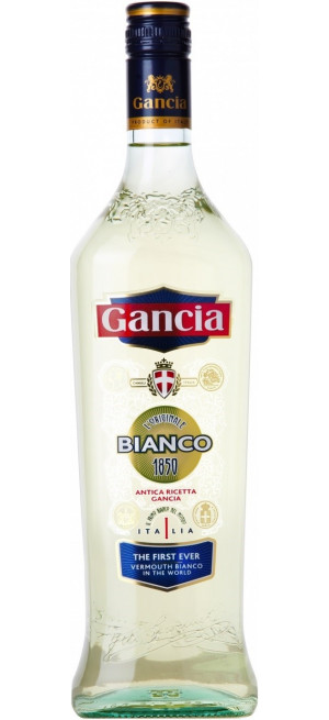 """Вермут """"Gancia"""" Bianco, 0.5 л"""