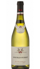 Вино La Reine Pedauque Pouilly-Fuisse, 0.75 л