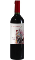 """Вино """"Polo Pampa"""" Malbec-Syrah, 2019, 0.75 л"""