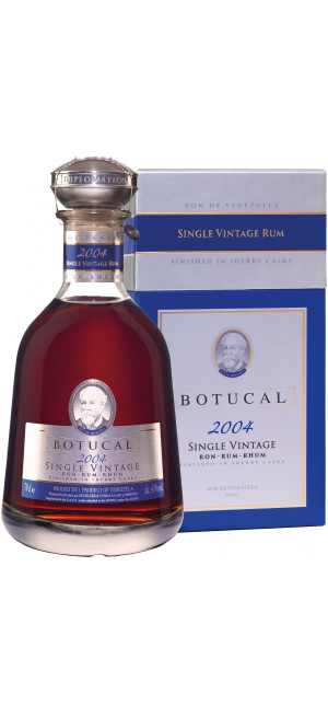 "Ром ""Botucal"" Single Vintage, 2004, gift box, 0.7 л"