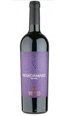 Вино Masseria Borgo dei Trulli Negroamaro, 2018, 0.75 л