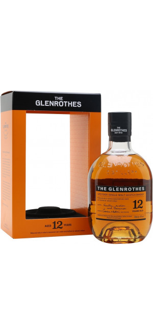 "Виски ""Glenrothes"" 12 Years Old, gift box, 0.7 л"