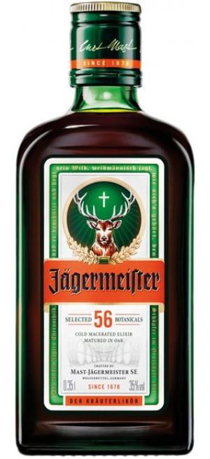 """Ликер """"Jagermeister"""", 350 мл"""