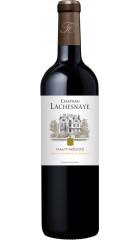 Вино Chateau Lachesnaye, Haut Medoc AOC, 2012, 0,75 л