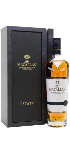 "Виски ""The Macallan"" Estate, gift box, 0.7 л"