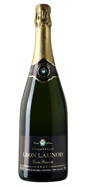 Шампанское Charles Mignon, Leon Launois, 0.75 л