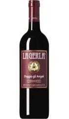 "Вино La Gerla, ""Poggio gli Angeli"", Toscana IGT, 2017, 0.75 л"