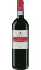 Вино Tenute Poggiocaro, Rosso di Montepulciano DOC, 0.75 л