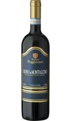 Вино Tenute Poggiocaro, Rosso di Montalcino DOC, 0.75 л