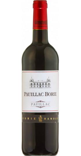 Вино Borie-Manoux Pauillac Borie, 0.75 л