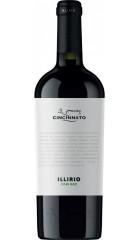 """Вино Cincinnato, """"Illirio"""" Cori DOC, 0.75 л"""