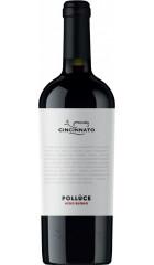 """Вино Cincinnato, """"Polluce"""" Nero Buono, Lazio IGP, 0.75 л"""