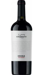 """Вино Cincinnato, """"Ercole"""" Nero Buono, Lazio IGP, 0.75 л"""