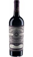 Вино Gran Sasso, Montepulciano d'Abruzzo DOC, 2018, 0.75 л