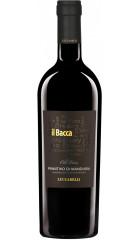 "Вино Luccarelli, ""Il Bacca"" Primitivo di Manduria DOP, 2016, 0.75 л"