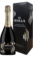 Игристое вино Bolla, Prosecco Superiore, Conegliano Valdobbiadene DOCG, gift box, 0.75 л