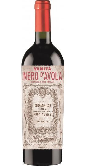 "Вино Cantine Cellaro, ""Vanita"" Nero d'Avola Organico, Sicilia DOC, 0.75 л"