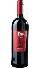 """Вино """"Il Faro"""" Nero d'Avola, Sicilia IGT, 0.75 л"""