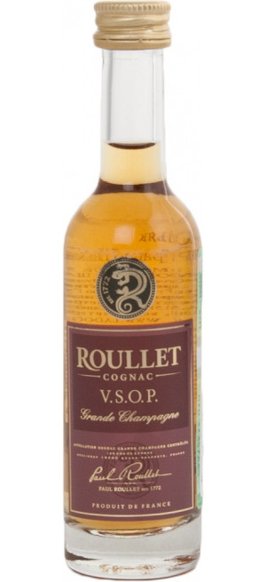"Коньяк ""Roullet"" VSOP, 50 мл"