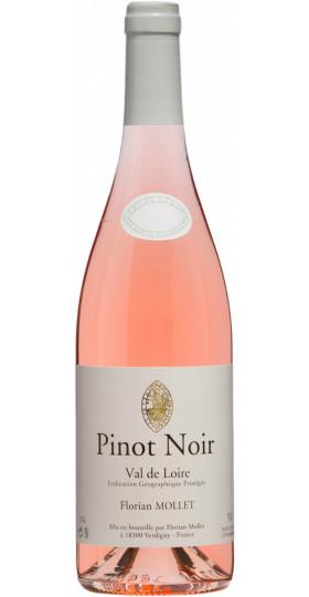 Вино Florian Mollet, Pinot Noir, Val de Loire IGP, 0,75 л