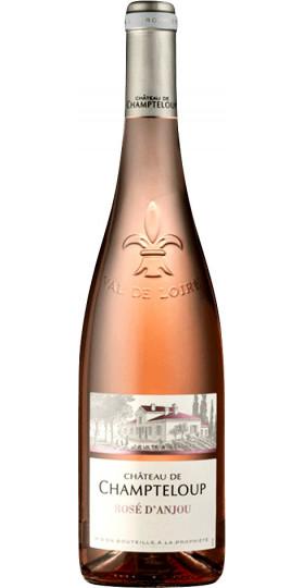 "Вино ""Chateau de Champteloup"" Rose d'Anjou, 0.75 л"