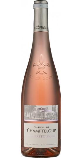 "Вино ""Chateau de Champteloup"" Cabernet d'Anjou, 0.75 л"