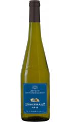 """Вино Domaine Les Corbeilleres, Muscadet Sevre & Maine """"Sur Lie"""" AOC, 0.75 л"""