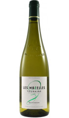 "Вино ""Les Mazelles"" Sauvignon, Touraine AOC, 0.75 л"