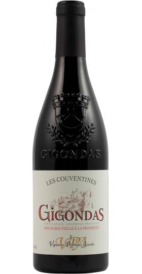 "Вино ""Les Couventines"", Gigondas AOP, 0.75 л"