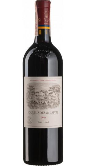 "Вино ""Carruades de Lafite"", Pauillac AOC, 2011, 0.75 л"