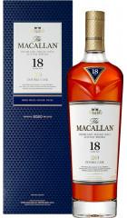 """Виски """"Macallan"""" Double Cask 18 Years Old, gift box, 0.7 л"""