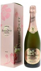 Шампанское Perrier-Jouet, Blason Rose, Champagne AOC, gift box, 0.75 л