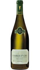 "Вино La Chablisienne, Chablis Premier Cru AOC ""Beauroy"", 2018, 0.75 л"