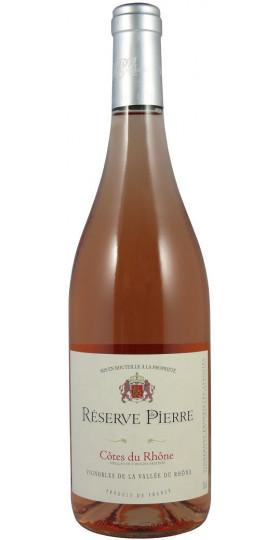 """Вино """"Reserve de Pierre"""" Rose, Cotes du Rhone AOP, 0.75 л"""