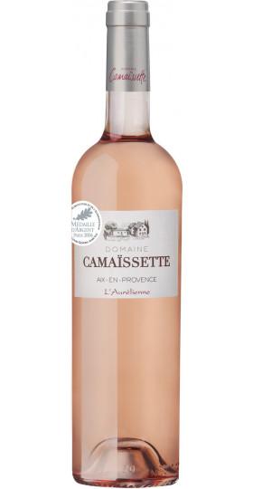 Вино Domaine Camaissette, L'Aurelienne, Aix-en-Provence AOC, 0,75 л