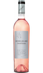 "Вино ""Henri Gaillard"" Cotes de Provence Rose AOC, 0.75 л"