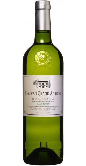 "Вино ""Chateau Grand Antoine"" Sauvignon, Bordeaux AOC, 0.75 л"