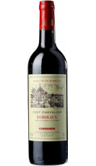 "Вино ""Fort Chevalier"", Bordeaux AOC Rouge, 0.75 л"