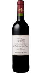 Вино Chateau Les Graves Du Champ des Chails, Blaye Cotes de Bordeaux AOC, 0.75 л