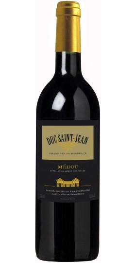 "Вино ""Duc Saint-Jean"", Medoc AOC, 0.75 л"