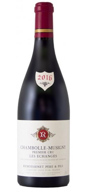 Вино Chambolle Musigny 1er Cru Les Echanges AOC, 0.75 л