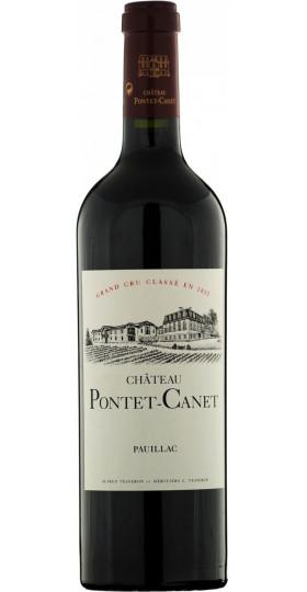Вино Chateau Pontet-Canet, Grand Cru Pauillac, 2012, 0.75 л